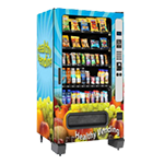 Healthy Vending Refreshment Center